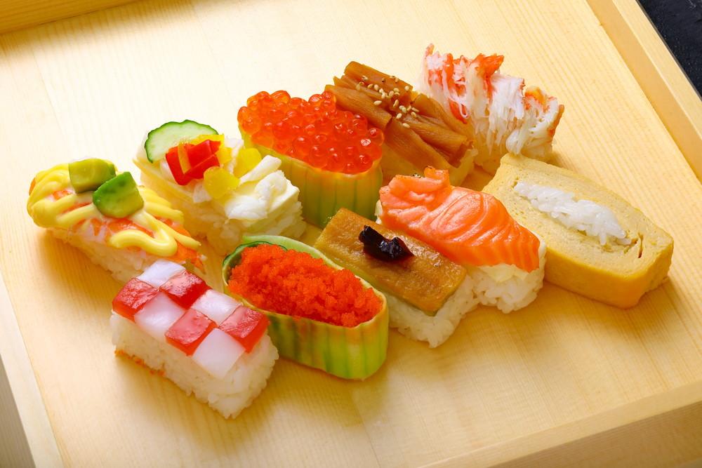 Sushiカラット10種盛